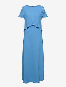 Tanya Dress - zomerjurken - blue