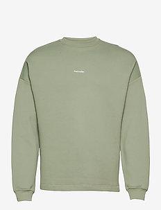 Flea Crew - basic sweatshirts - teal