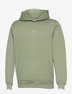 Fleek Hoodie - basic sweatshirts - teal
