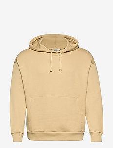 Garbera Hoodie - basic sweatshirts - sand