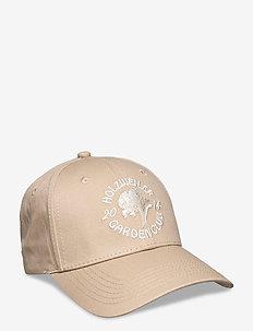 Sirup Garden Caps - caps - beige