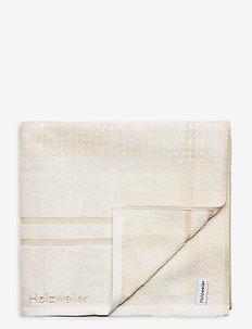 Holzweiler Towel 70x140 - tenue de plage - ecru check