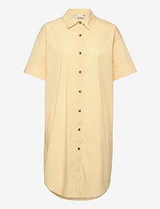Lafay Dress - alledaagse jurken - lt. yellow