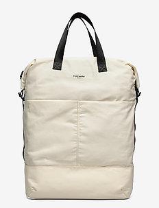 Jago Backpack - väskor - ecru