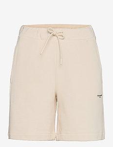 W. Oslo Shorts - casual shorts - ecru