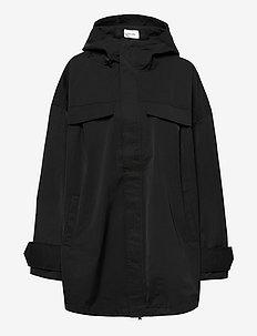 Kiellands Jacket - vihmamantlid - black