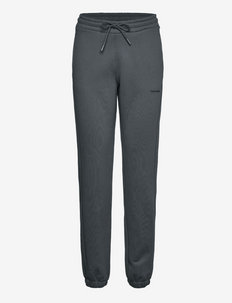 Gabby Sweat Trouser - kleding - dk. blue