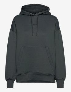Gloria Hoodie - sweatshirts et sweats à capuche - dk. blue