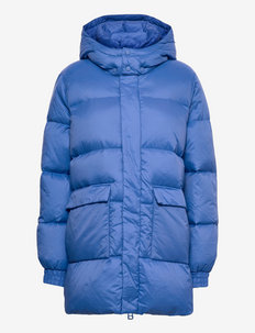 Sol Down Jacket 21-04 - forede jakker - blue