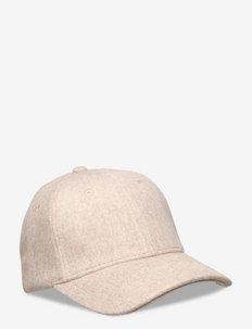 Holzweiler Wool Caps - kepsar - beige