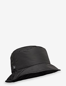 BUCKET Hat Matte - bucket hats - black