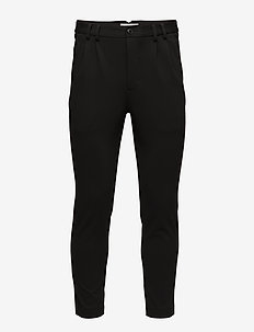 OLIVER Trousers - BLACK