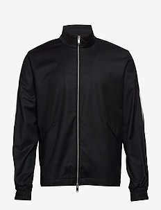 RASMUS Jacket-Black - BLACK