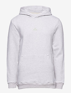 HANGER HOODIE-Light Grey Melange - LIGHT GREY MELANGE
