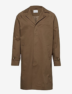LIDO MAC Coat - tunna kappor - khaki