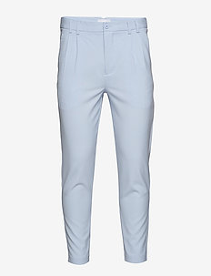 OLIVER Trousers SS19 - kostymbyxor - light blue