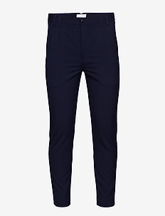 OLIVER Trousers SS19 - DARK NAVY