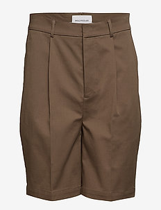 FJORD Shorts - tailored shorts - khaki