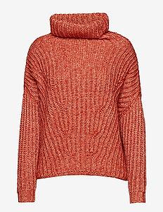 ANGULAR Knit - MECCA ORANGE