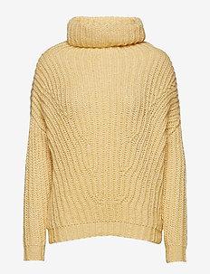 ANGULAR Knit - golfy - light yellow