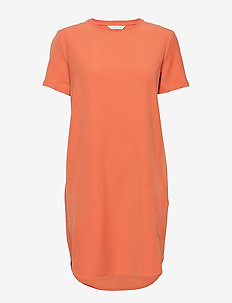 HAPPY Dress - MECCA ORANGE
