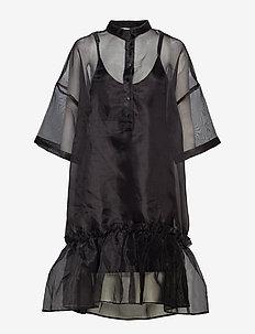 TWISTED Dress - BLACK