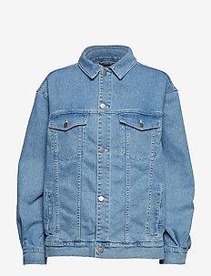 CORNELIA Jacket - LIGHT BLUE