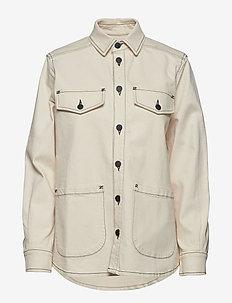 KYLEE  Shirt - ECRU