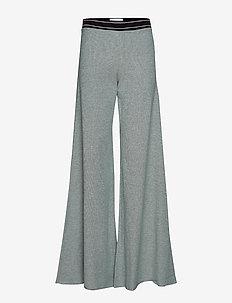 THIRIL Trousers SS19 - TEAL MELANGE