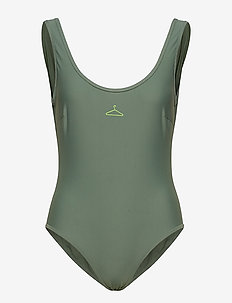 VICTORIA Swimsuit SS19 - swimsuits - green