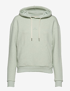 HANG ON Hoodie - MINT MELANGE