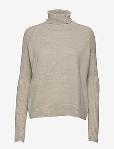 IMPRESSED Knit - BEIGE
