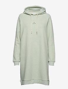 HANG WIDE Dress - MINT MELANGE