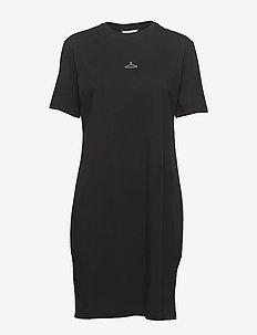 SWAN Dress - BLACK
