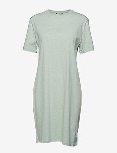 SWAN Dress - MINT MELANGE