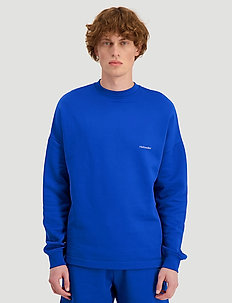Flea crew sweat - basic sweatshirts - blue