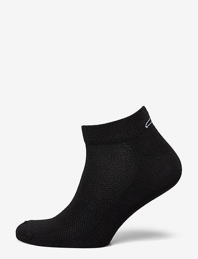 Hanger Short Sock 20-02 - footies - black