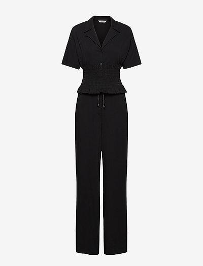 Park Jumpsuit - buksedragter - black