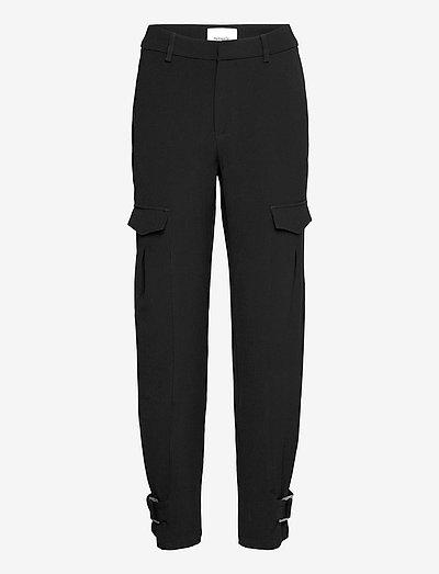 Skunk Suit Trouser - pantalons casual - black