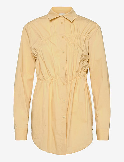 Svar Shirt - langærmede skjorter - lt. yellow