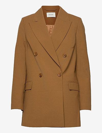 Stegastein Blazer 2 - oversized blazere - lt. brown
