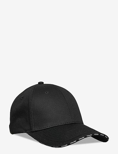 Holzweiler Caps - lakit - black