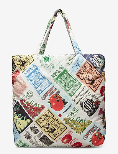 Taos Tote - tote bags - garden patches