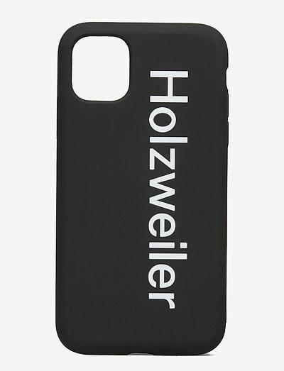Holzweiler IP Cover - phone cases - black