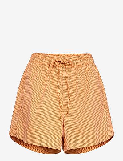 Musan Shorts - casual shorts - lt. orange