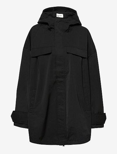 Kiellands Jacket - regenjassen - black