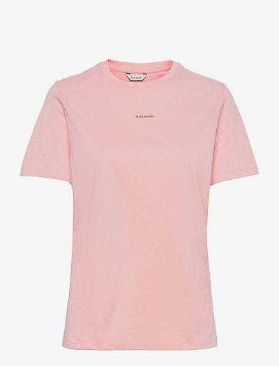 Suzana Tee - t-shirts - lt. pink
