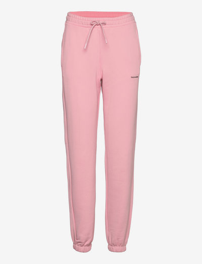 Gabby Sweat Trouser - klær - lt. pink