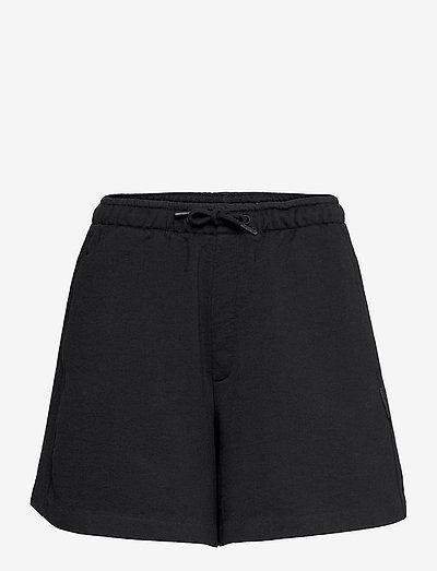 Musan Sweat Shorts - casual shorts - black