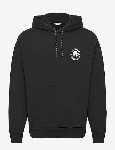 Forest Hoodie - hoodies - black